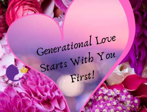 Love for the Generation Starts With You